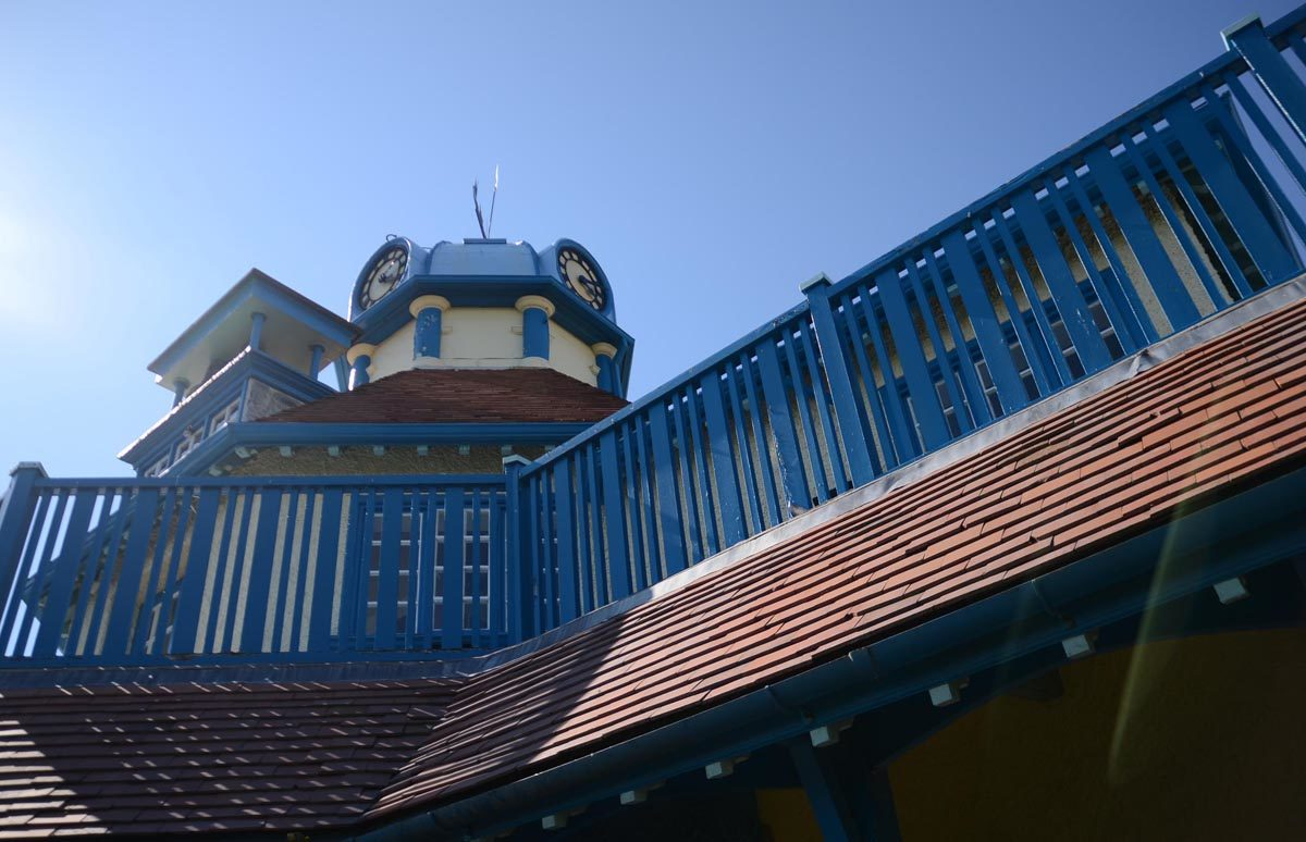 The Mount Pavilion