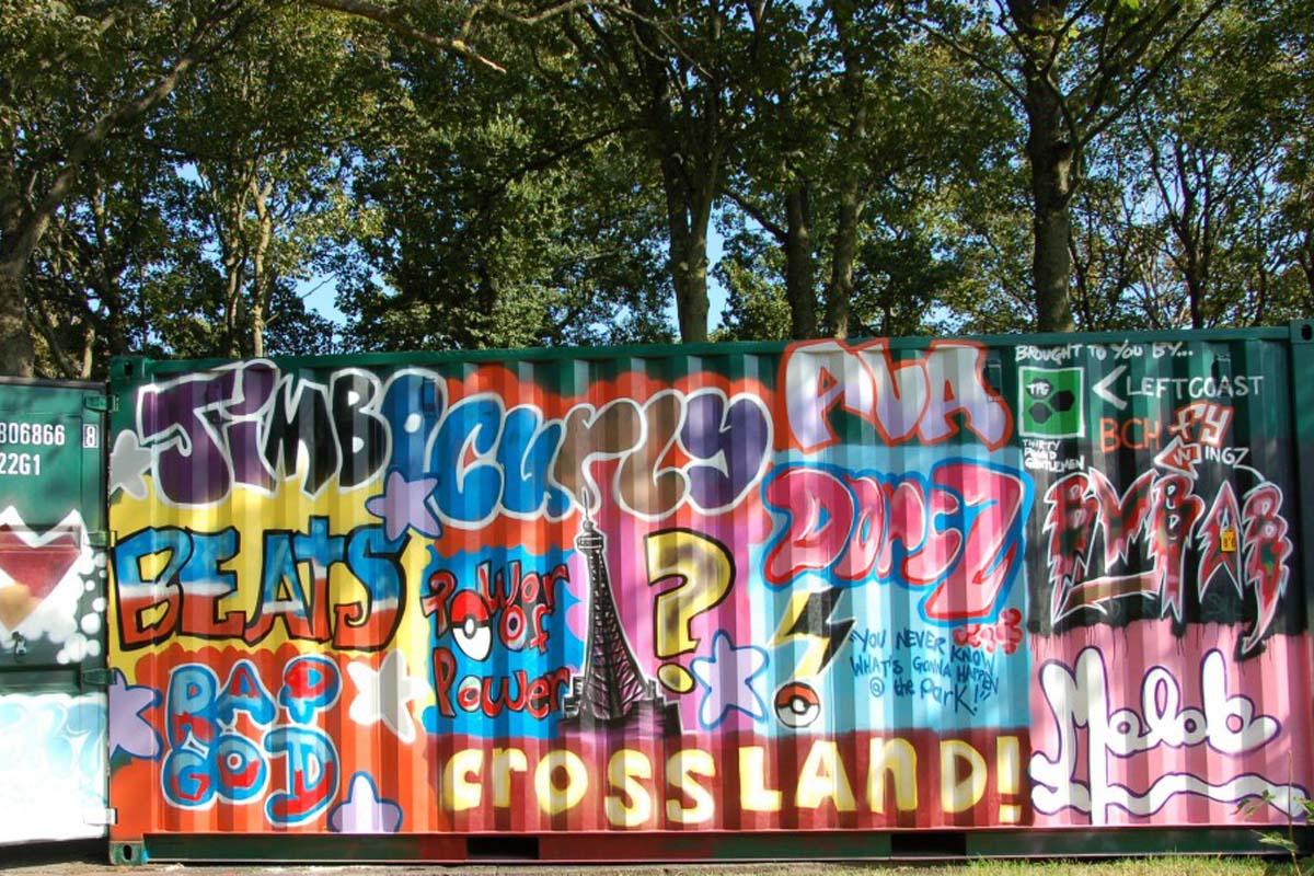 LeftCoast - In Your Neighbourhood