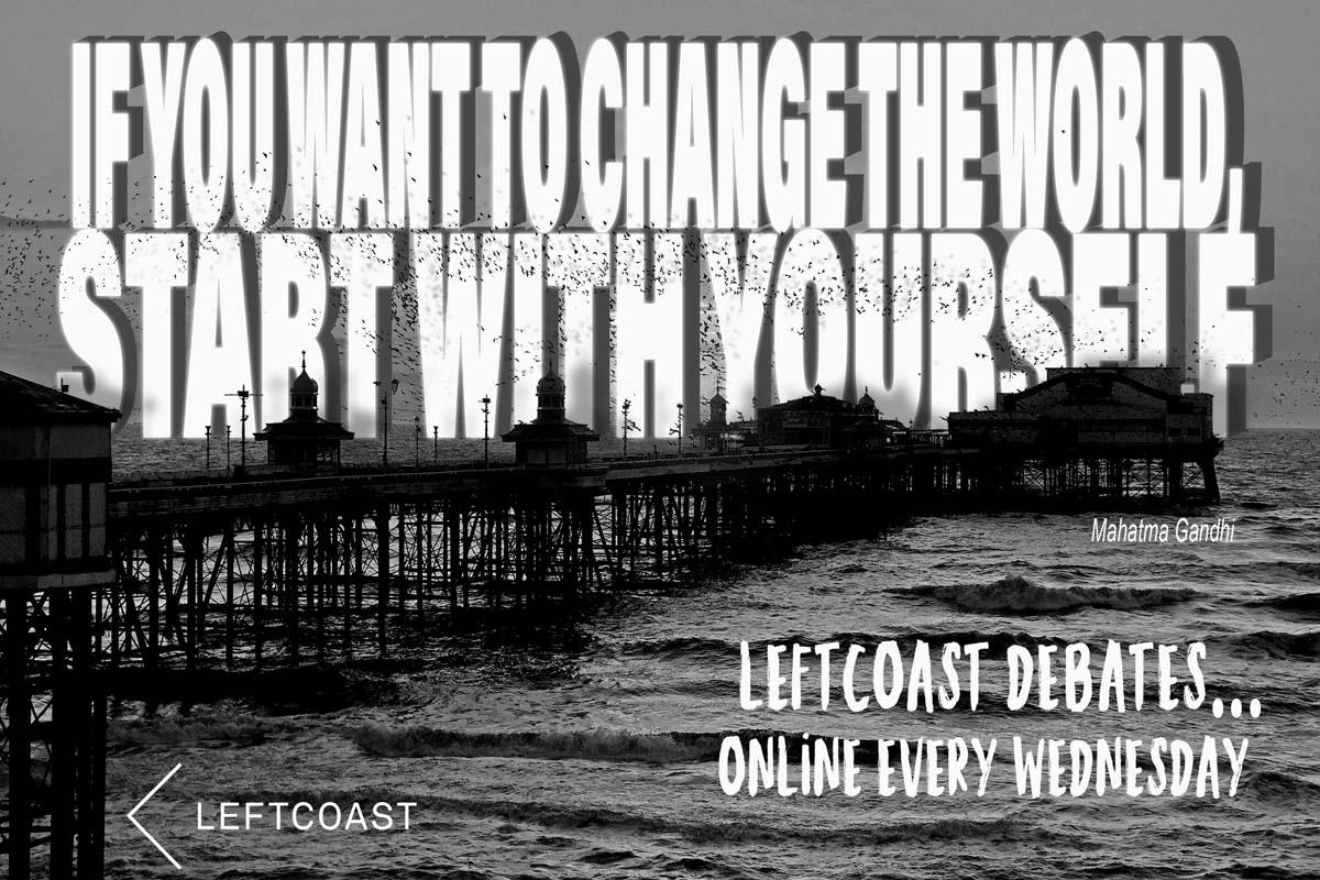 LeftCoast - Pier Change