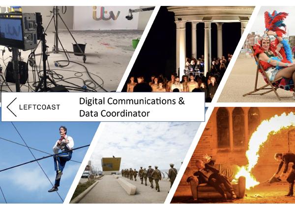 Job Opportunity – Digital Communications and Data Coordinator